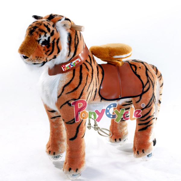 PonyCycle Tiger mittel